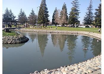 Stockton public park Panella Park