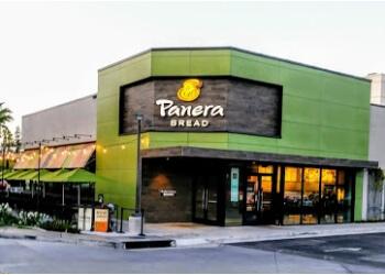 Anaheim sandwich shop Panera Bread
