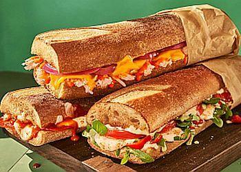 Fresno sandwich shop Panera Bread