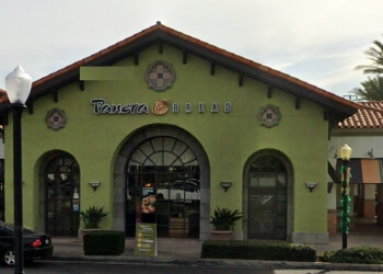 Rancho Cucamonga sandwich shop Panera Bread