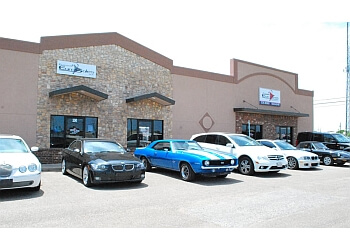 Amarillo car repair shop Panhandle Eurotech Automotive