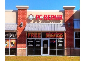Tallahassee computer repair Panhandle PC