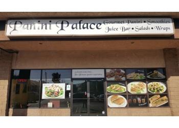 Santa Clarita sandwich shop Panini Palace