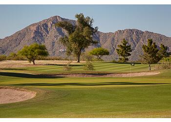 Phoenix golf course Papago Golf Course