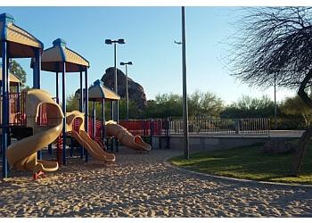 Tempe public park Papago Park