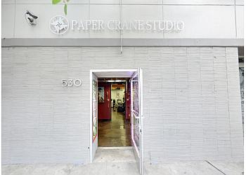 Long Beach tattoo shop Paper Crane Studio