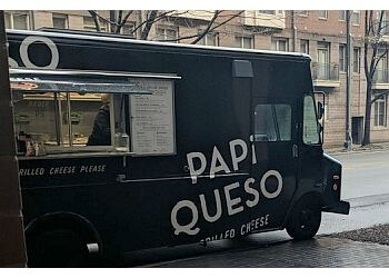Charlotte food truck Papi Queso Food Truck