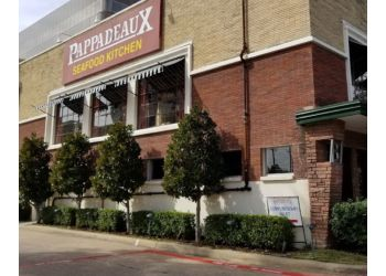 Dallas Seafood Restaurant Padeaux Kitchen