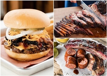 Pasadena barbecue restaurant Pappas Bar-B-Q