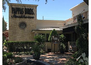 Houston steak house Pappas Bros. Steakhouse