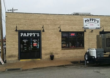 St Louis barbecue restaurant Pappy's Smokehouse