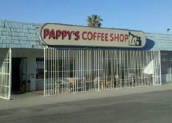 Bakersfield cafe Pappy's coffee shop