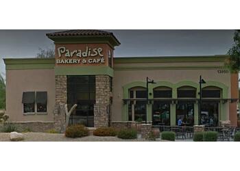 Surprise bakery Paradise Bakery & Cafe