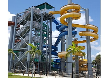 Pembroke Pines amusement park Paradise Cove Waterpark