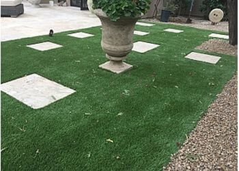 Scottsdale lawn care service Paradise Greens