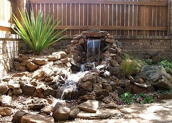Lubbock lawn care service Paradise Lawn & Landscape