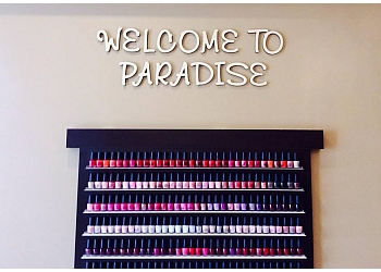 Houston nail salon Paradise Nails & Spa