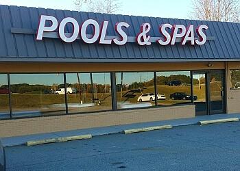 Greensboro pool service Paradise Pools and Spas