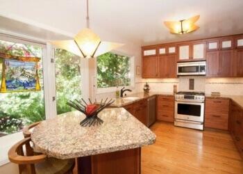 Oakland custom cabinet Paragon Kitchen & Bath Studio