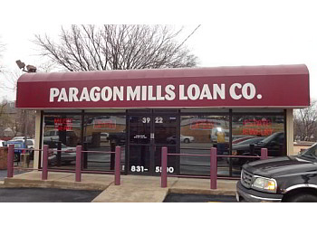 Nashville pawn shop Paragon Mills Loan Co.
