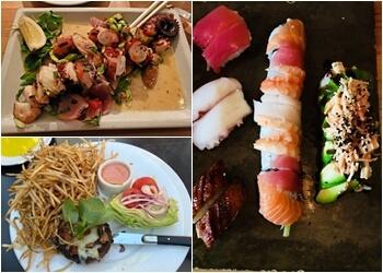 Cleveland sushi Parallax