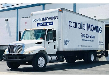 Hialeah moving company Parallel Moving