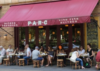 Philadelphia french cuisine Parc Brasserie