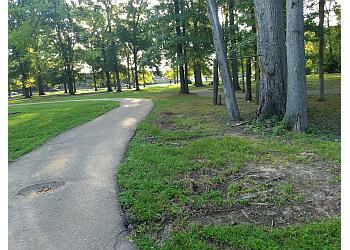 Jackson public park Parham Bridges' Park
