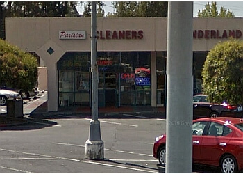 Vallejo dry cleaner Parisian Cleaners