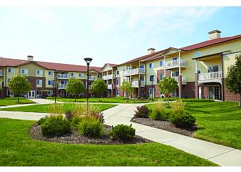 Overland Park assisted living facility Park Meadows Senior Living