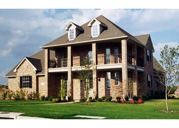 Garland home builder Park Place Homes