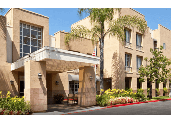 Orange assisted living facility Park Plaza