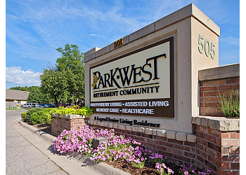 Wichita assisted living facility Park West Plaza Retirement Community