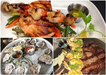 Long Beach seafood restaurant Parkers' Lighthouse