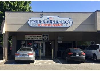 Seattle pharmacy Park's Pharmacy