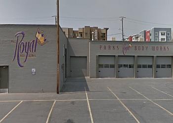 Boise City auto body shop Parks Royal Body Works Inc.