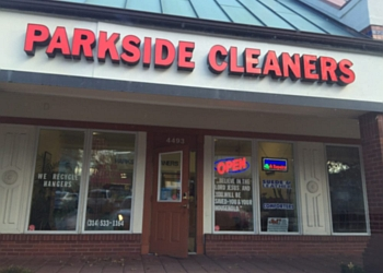 St Louis dry cleaner Parkside Cleaners