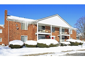 Sterling Heights apartments for rent  Parkside East
