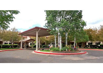 Fort Collins assisted living facility Parkwood Estates