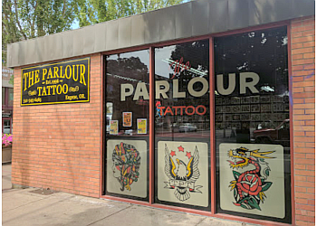 Eugene tattoo shop Parlour Tattoo