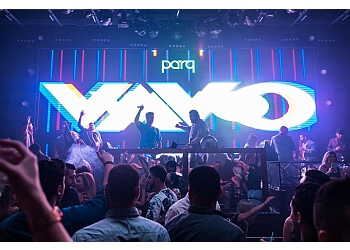 San Diego night club Parq