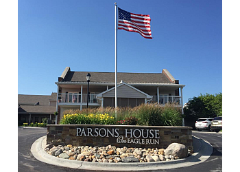 Omaha assisted living facility Parsons House