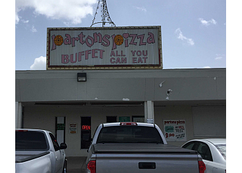 Fort Worth pizza place Partons Pizza