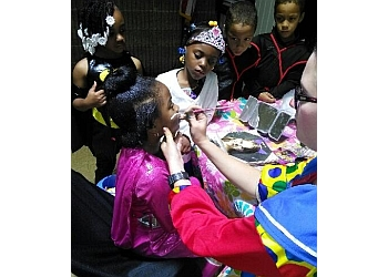 Atlanta face painting Party Animals Entertainment Inc