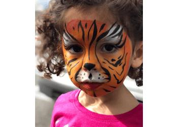 Santa Clarita face painting Party By Bilyana