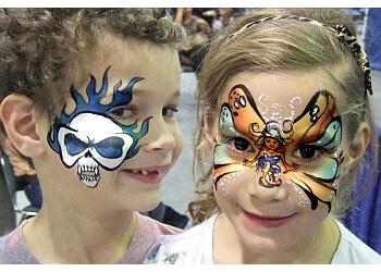 Huntington Beach face painting Party Face Magic