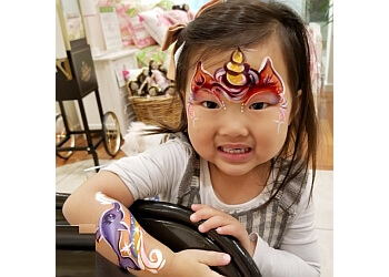 Los Angeles face painting Party Face Magic