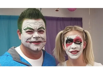 Omaha face painting Party Pals of Omaha