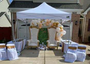 Virginia Beach event rental company Party People Rentals