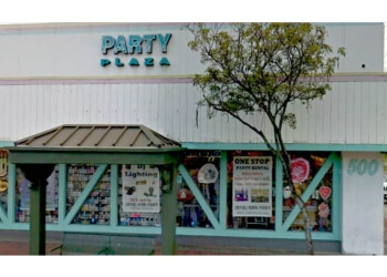Glendale event rental company Party Plaza